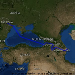 1 etapa Chisinau-Baku