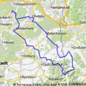 Odenwald -Bayern