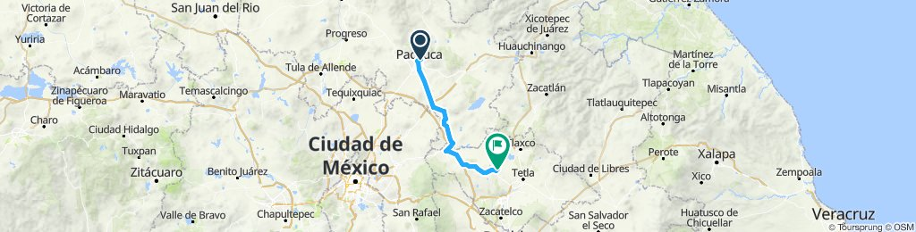 J80 – Mercredi 30 mars 2016 – Pachuca De Sotto – San Lucas Tecopilco