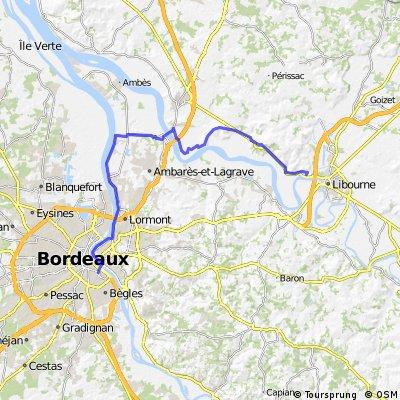 16/16 Fronsac - Bordeaux St. Jean