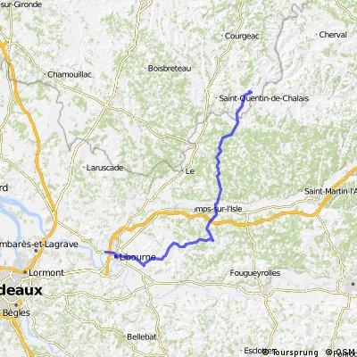 15/16 - Aubeterre s. Dronne - Fronsac