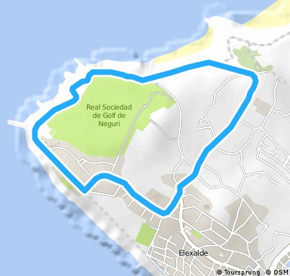 Punta Galea 6 km