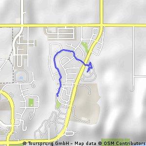 Brief bike tour through Wilsonville