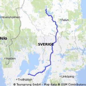 Lidköping - Mora