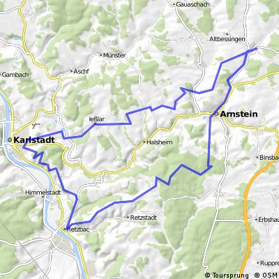 Retzbach-M-Karlstadt