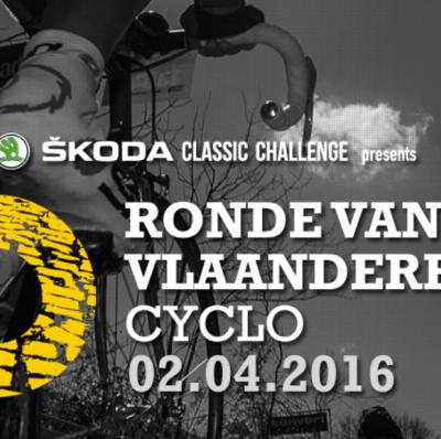 Ronde van Vlaanderen Cyclo 2016