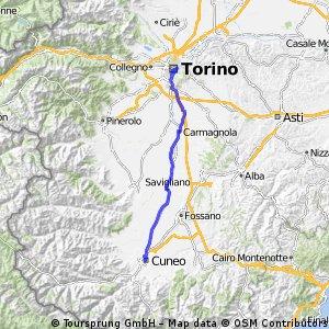 Giro d'Italia 2016 Stage 21: 150 km Cuneo - Turin