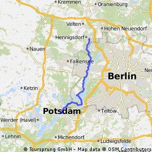 15_Hennigsdorf – Spandau – Potsdam