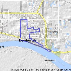 newburgh long route