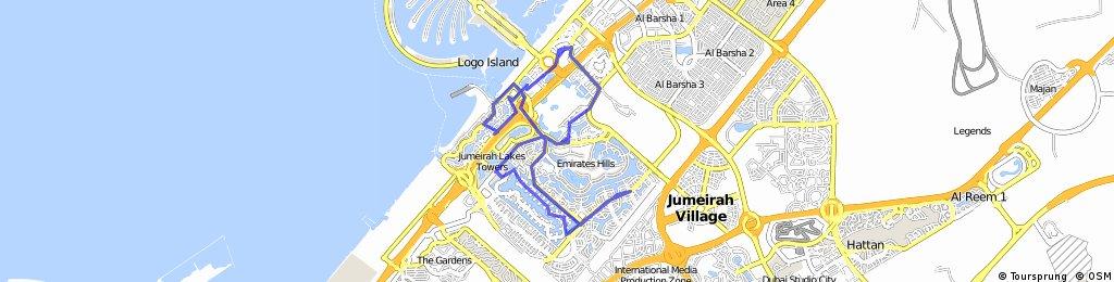 31km Home to Marina