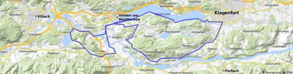 Ironman Austria Runde