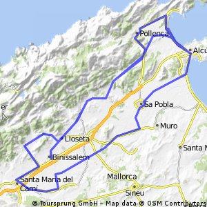 Mallorca (Alcudia - S Maria del Cami)