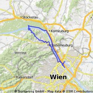 Greifenstein - Korneuburg