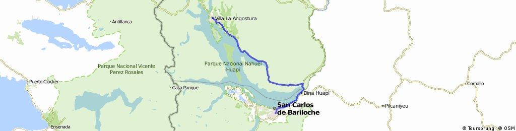 Bariloche - Villa La Angostura