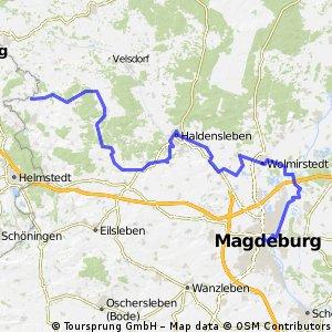 Aller Elbe bis Magdeburg