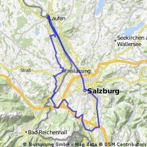 Oberndorf - Salzburg - Oberndorf 6
