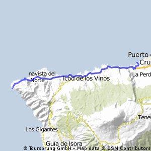 Dx - Teno - Puerto - one way