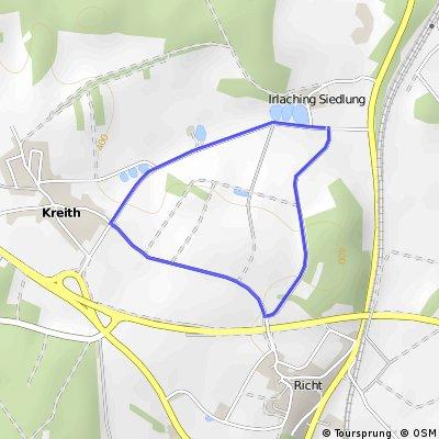 Richter Berg Ka1, 1,5km, 45HM