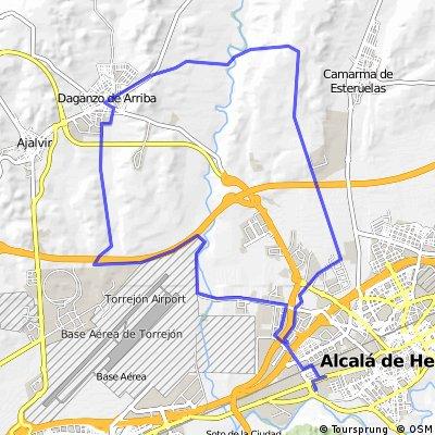 Alcala - Daganzo