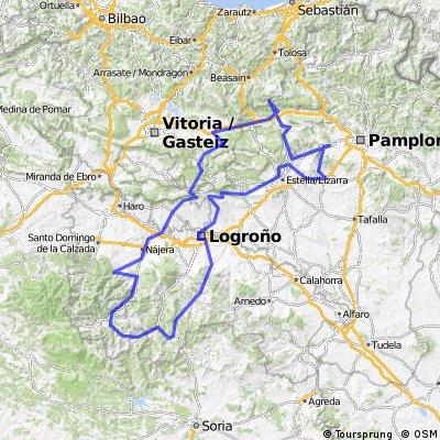 Fuentes del Vino - Version 5 days