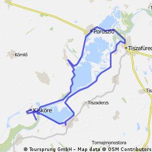 Tisza-tó ring