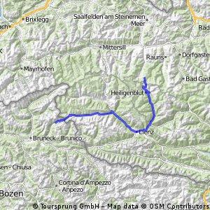 2016 Edelweisspitze Stalles toblach