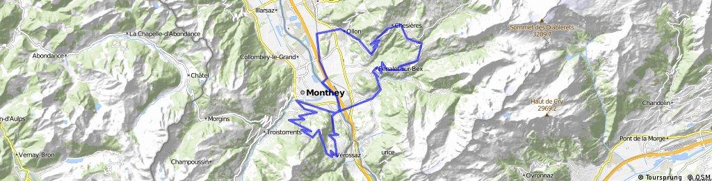 1. Sur les routes du Tour de Romandie avec Grand Tours Project