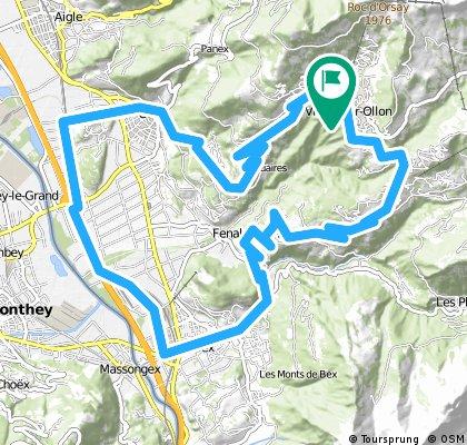 3. Sur les routes du Tour de Romandie avec Grand Tours Project