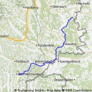 Burg Hannersdorf - Bad Gleischenberg