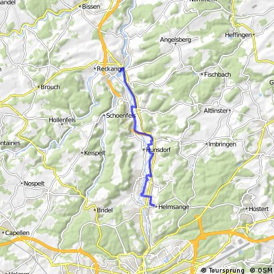 bike tour from 17/04/16 12:53