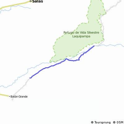 Chiclayo-Puchaca -Motupillo