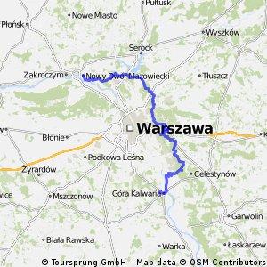 Nowy Dwór Mazowiecki - Góra Kalwaria
