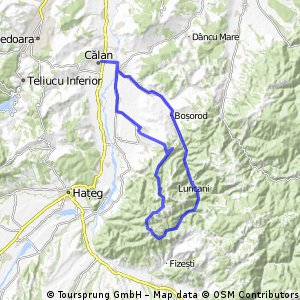 Valcele , Ursici , Drumul Vanatorului , Bosorod