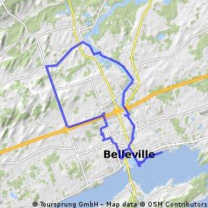 Belleville Road Loop