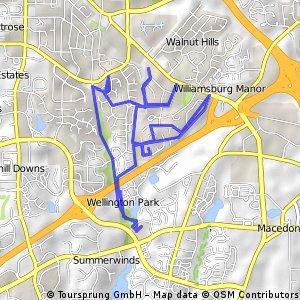First Bike Map
