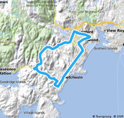 bike tour from April 18, 3:58 PM April 18/16