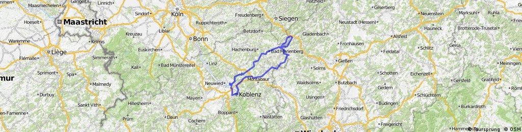 Koblenz-Haiger-Koblenz