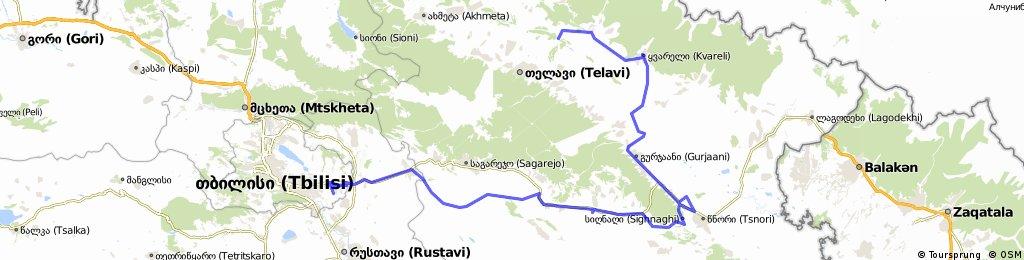 Georgia-Armenia-Turkey 14 sept. - 16sept. 2013