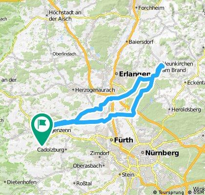 Neunkirchen Runde