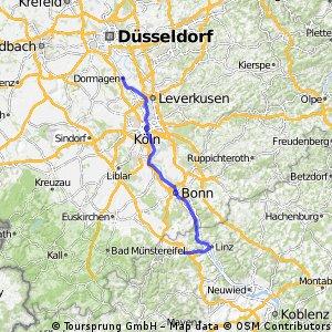 Startetappe neu Fahrradspendenmarathon 2016