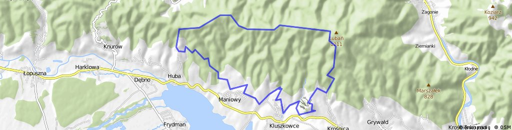 HOBBY Cyklokarpaty.pl Kluszkowce 2016