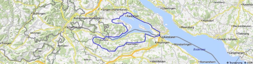 90.4 km 804 hm Untersee