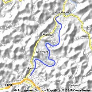 Harrison County Northern Rail Trail