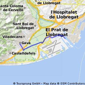 Gava-Delta Llobregat-Gava