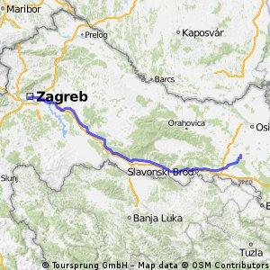 Vrbica - Zagreb