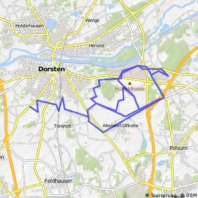 Dorstener Hüttentour