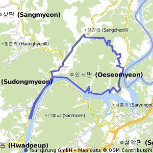 Daesungri - Homyungsan
