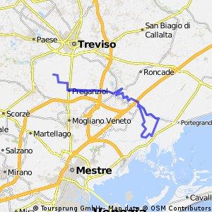 Via Bacchina - Altino