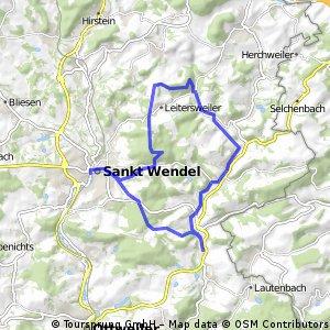 28_St. Wendel – Ostertal – St. Wendel