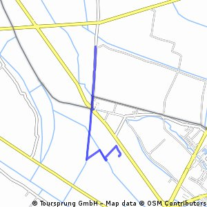 Brief bike tour from 25/4/59 18:24